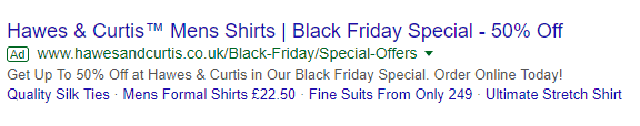 google ads for retail
